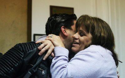 [Clarín] Andrea, la líder que transformó su experiencia en las cárceles en una Asociación